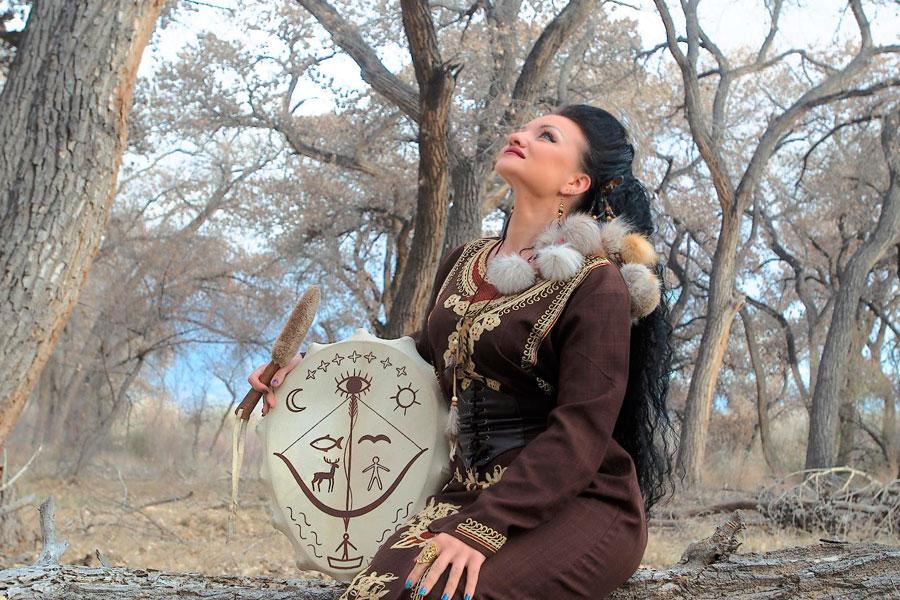 Gyud session Shakuntali Siberia